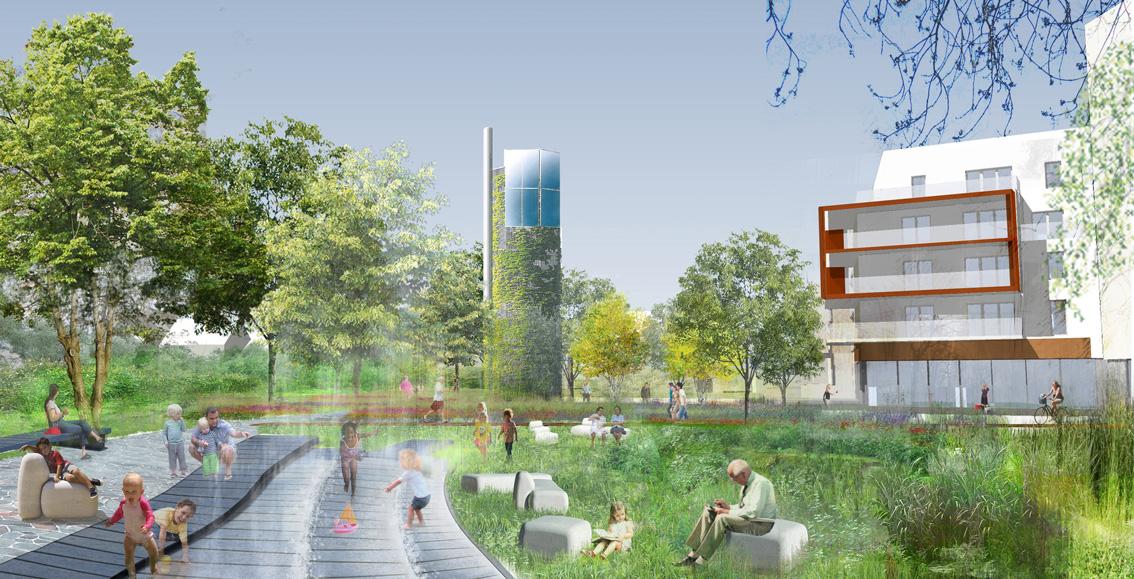 EcoQuartier Adelshoffen – SCHILTIGHEIM