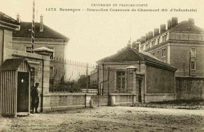 Eco quartier vauban historique for Agence vauban besancon