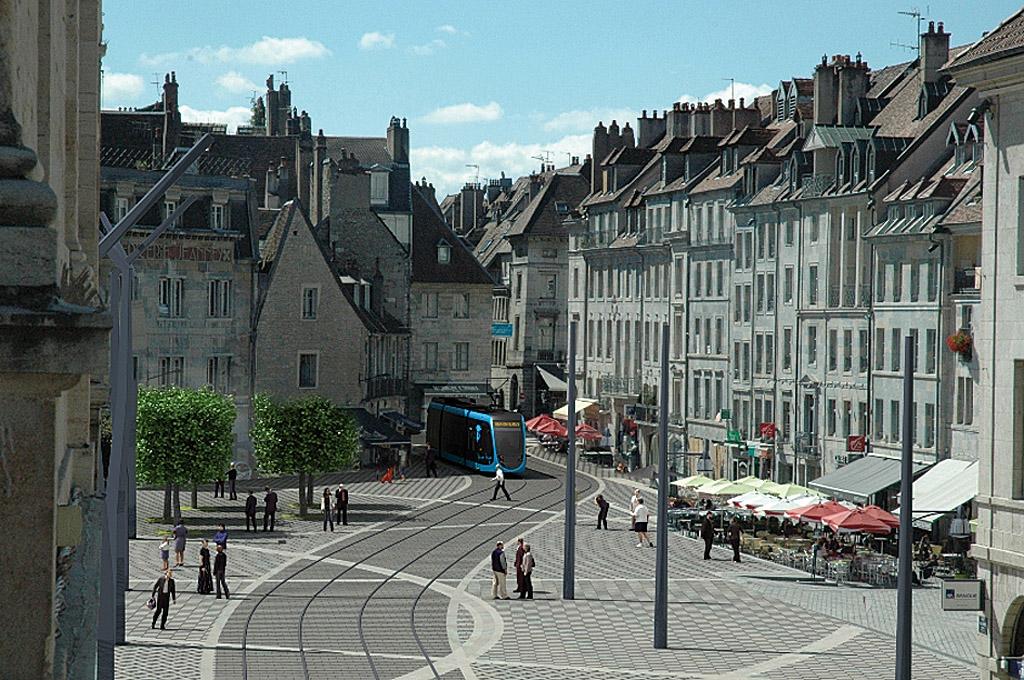 Vauban station Révolution